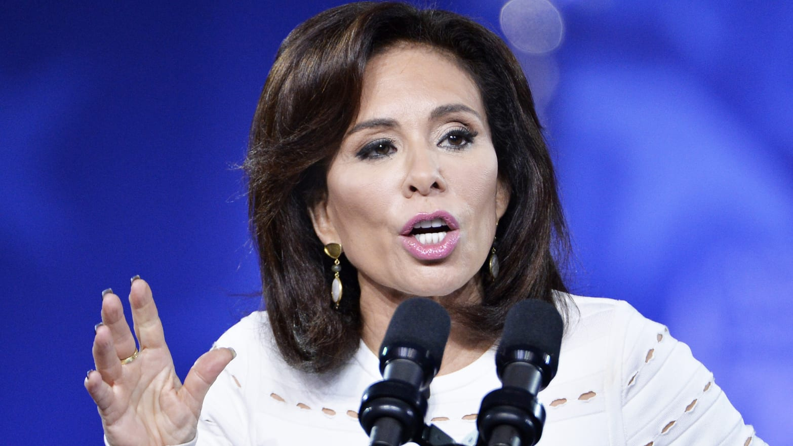 Judge Jeanine Pirro Stiffs Campaign Vendors Out of Nearly $600K
