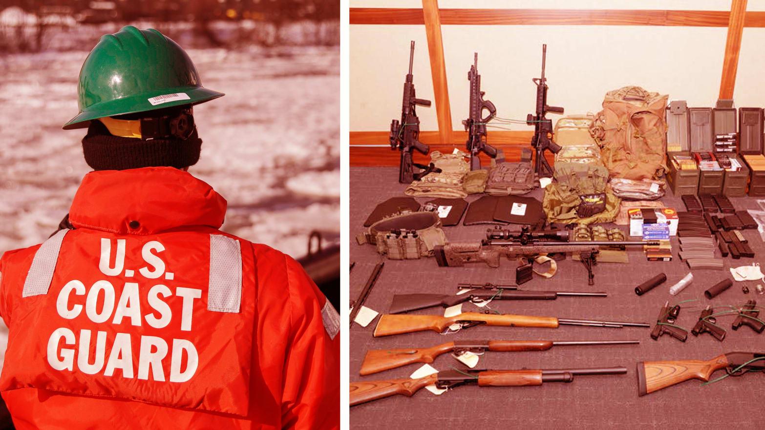 A Pitbull Reveals Coast Guard Nazi's Secret Past