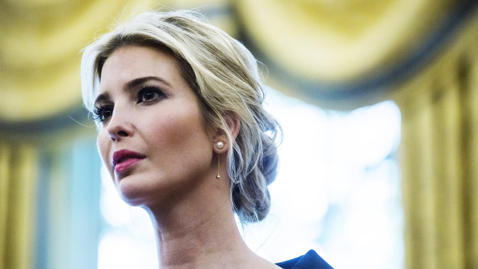 Wait a Second—Ivanka F***ing Trump Says Americans 'Prefer to Earn Their Own Money'?!