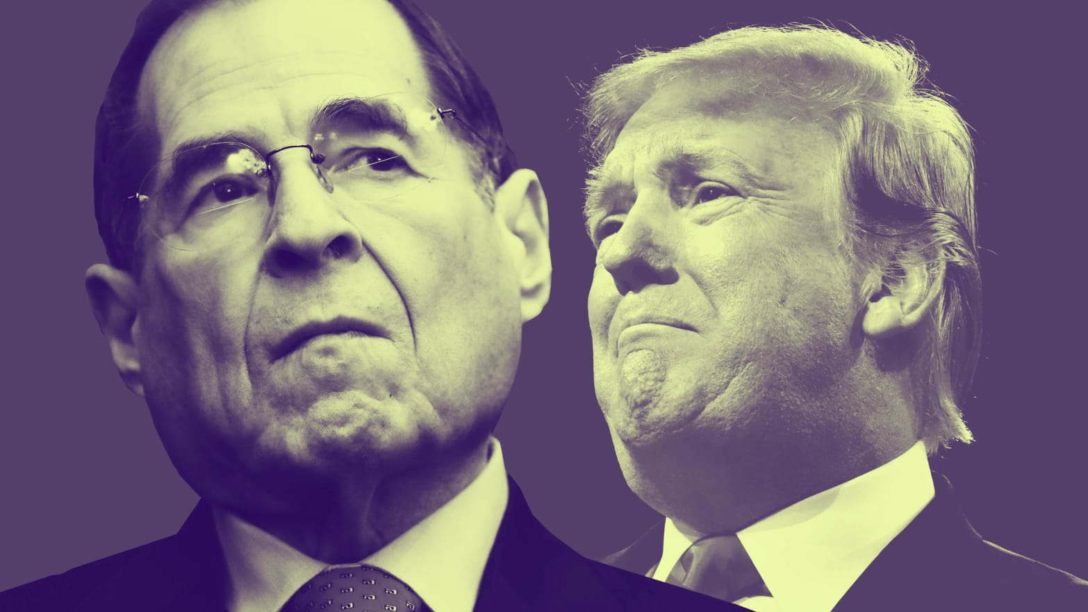 The Guy Trump Called 'Fat Jerry' Is Chairman Nadler Now