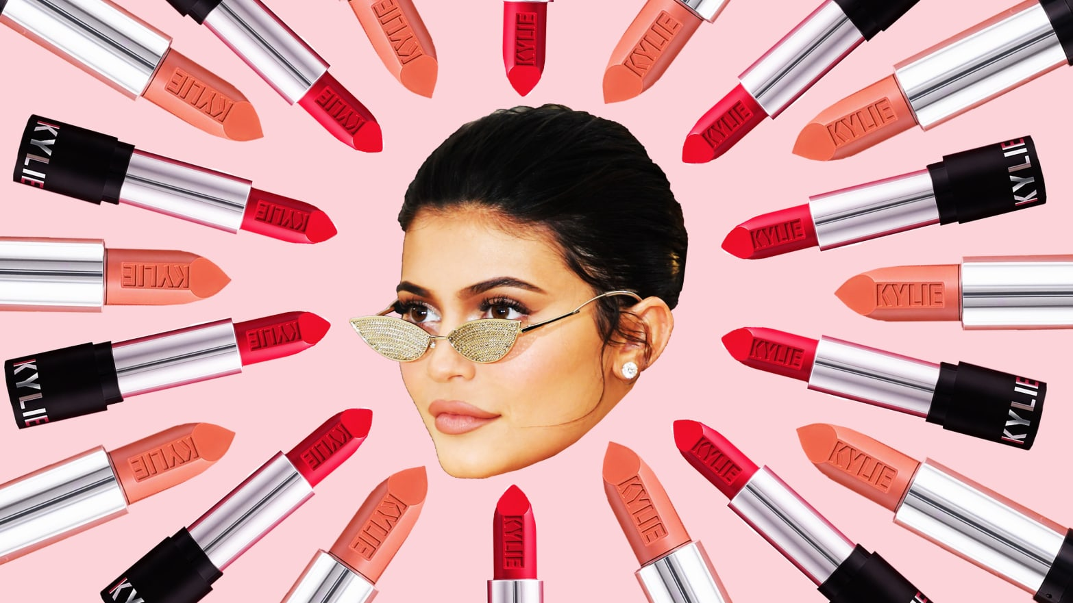Kylie Jenner Set To Sell Cosmetics Company For About $600m