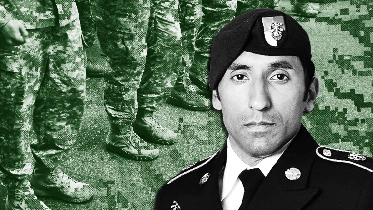 99b0c8e284f9a Two Alleged Murderers of Green Beret Sgt. Logan Melgar Are Negotiating with  Prosecutors