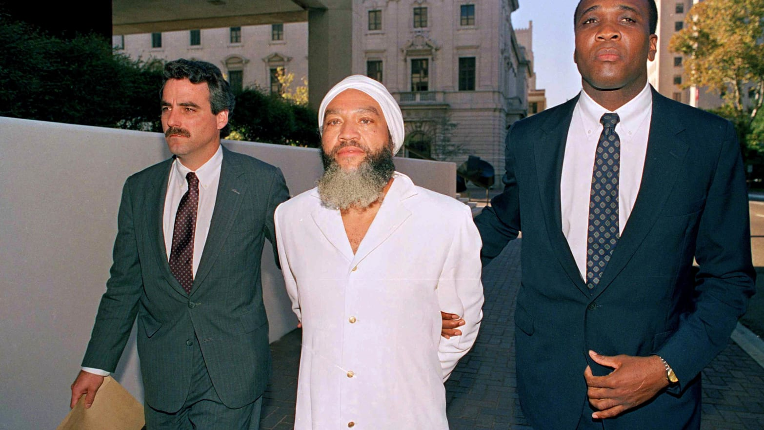 Cult Leader Yahweh Ben Yahweh Promised Black Salvation Then Served