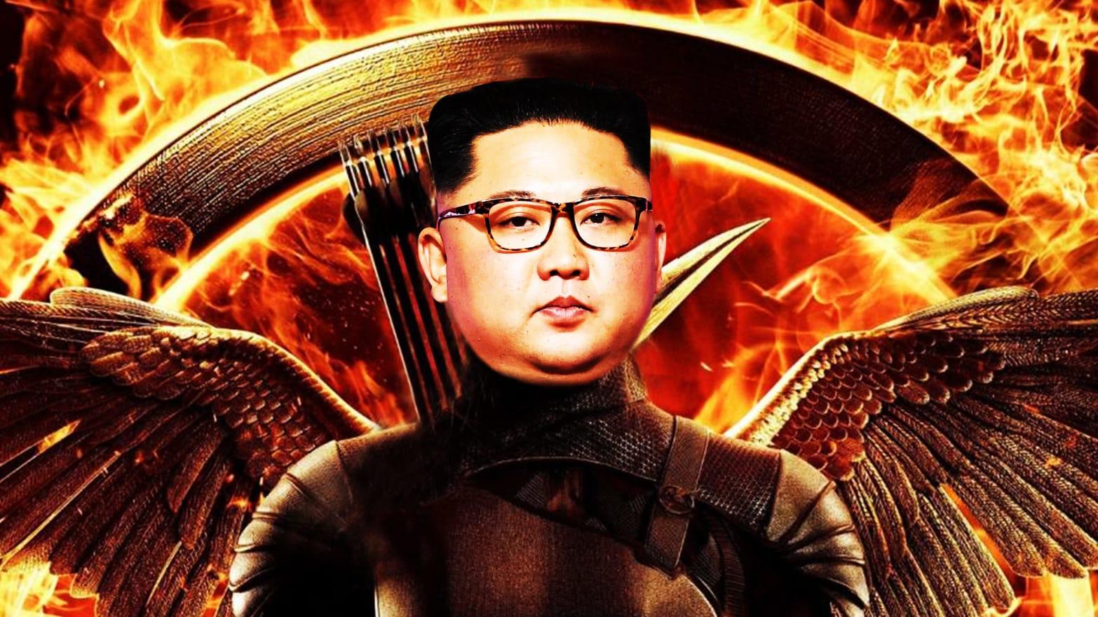 Kim Jong Un S Hunger Games In North Korea