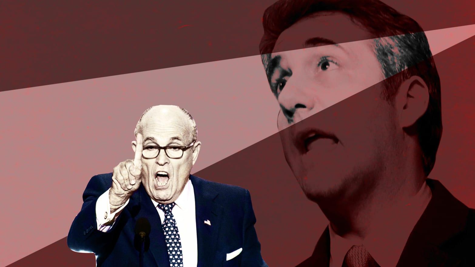Giuliani Ally: We Weren't Dangling A Pardon to Michael Cohen. We Were Referencing Garth Brooks Lyrics.