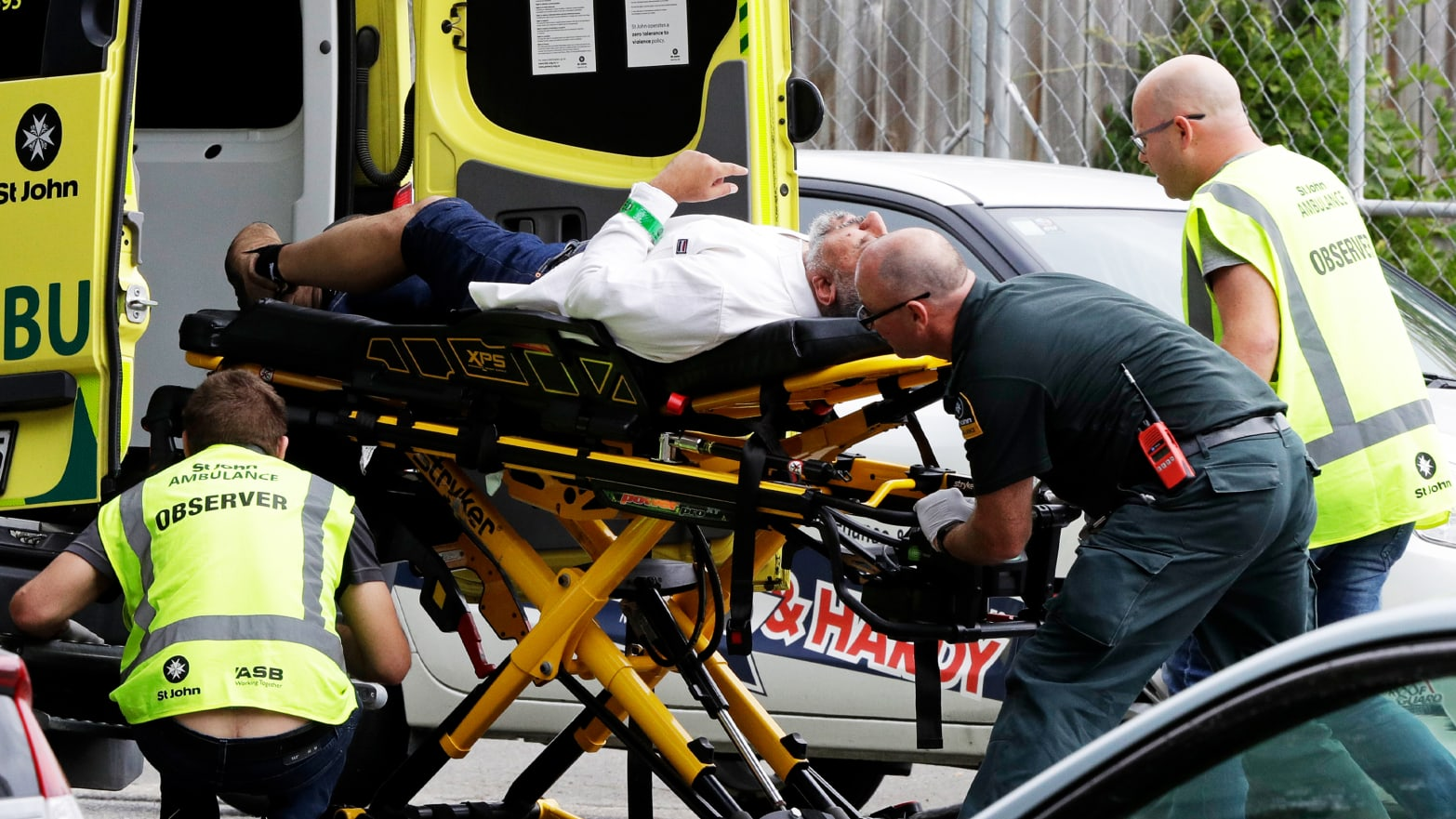 New Zealand mosque shooting claims 40 lives