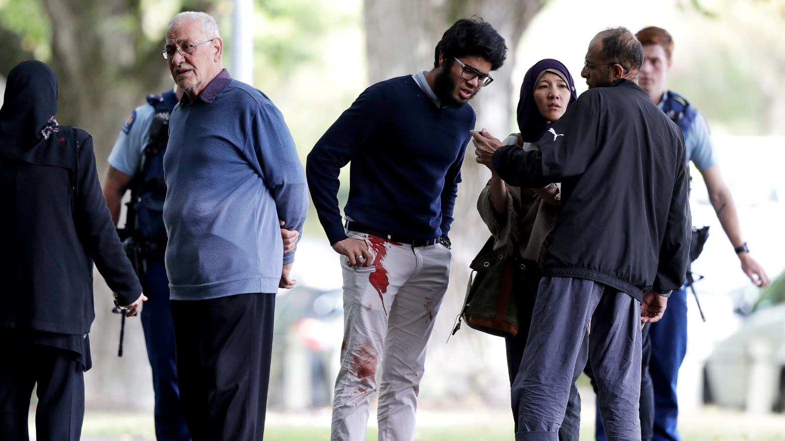 Nz Shooting Footage News: New Zealand Shooting Video At Christchurch Mosques: Attack