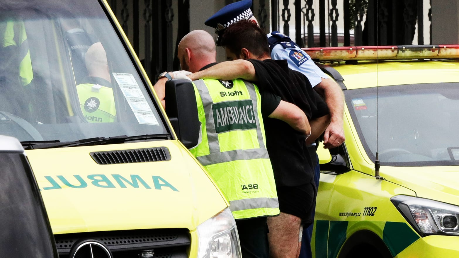 New Zealand Shooting at Christchurch Mosques: 49 Dead on Nation's