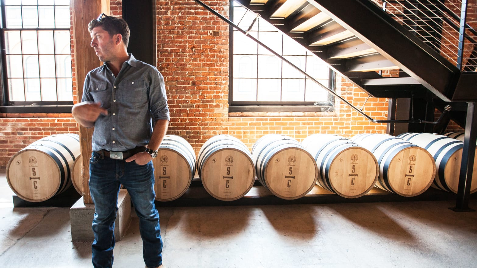 Can Dave Phinney, Millionaire Wine Mogul, Turn a San Francisco's Mare Island Into a Hipster Napa Alternative?