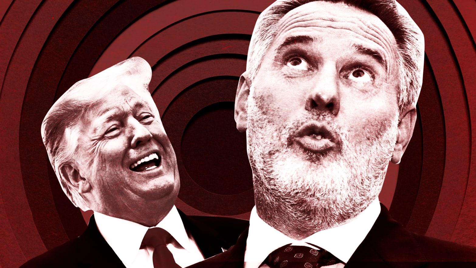 Indicted Oligarch Dmytro Firtash Praises Paul Manafort, Says Trump Has Third-Grade Smarts