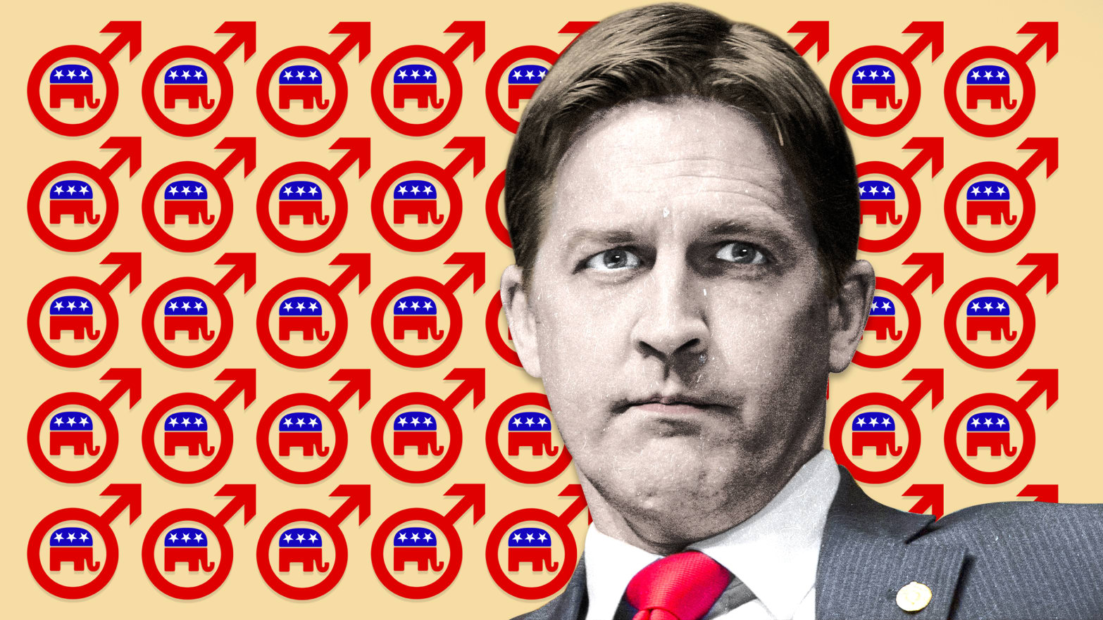 Ben Sasse Became the One Thing a Trump-Era Pol Should Never Be: Weak