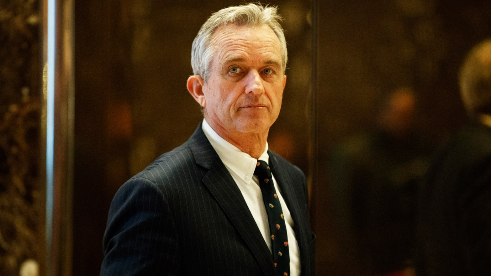 Robert Kennedy Jr.: The Trump White House Has Shut Me Out on Vaccines