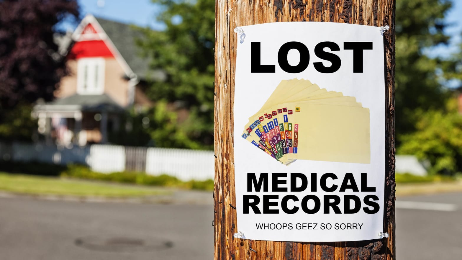 Why Is It So Hard to Match Patients With Their Medical Records?