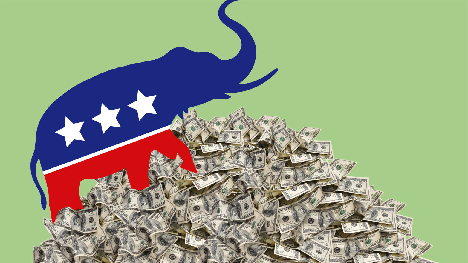 RNC Rakes In Cash in February Thanks to Expensive Fundraising Push
