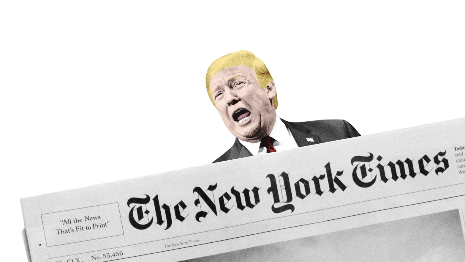 Dean Baquet: Ted Koppel Is Wrong. The New York Times Is Fair to Trump.
