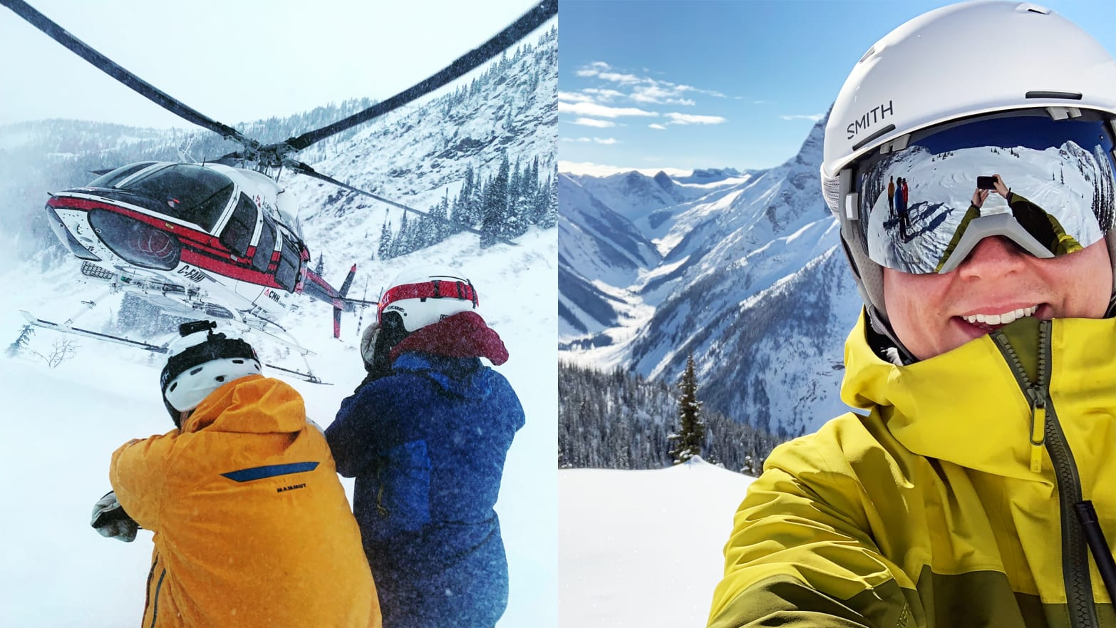 Heli-Skiing: What to Expect on Your First Trip