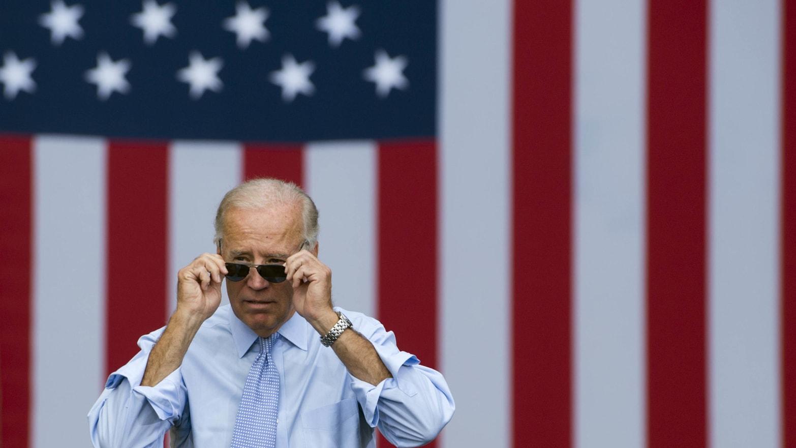 Joe Biden's History of Accomplishments Is Coming Back to Haunt Him