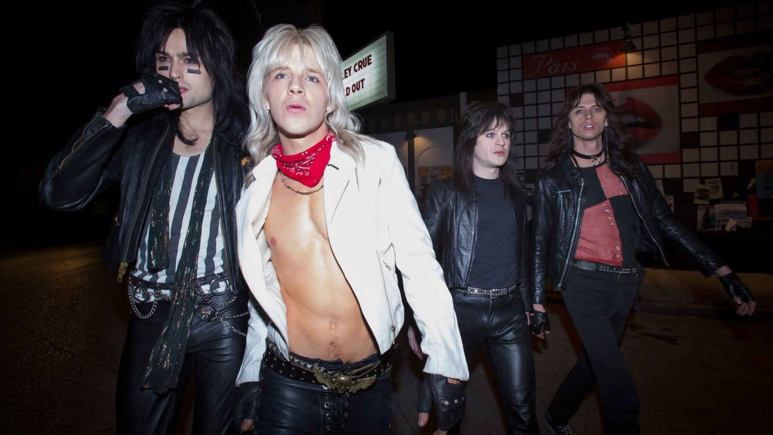 What Netflix's 'The Dirt' Leaves Out: Motley Crue's Assaults on Women and an Alleged Rape