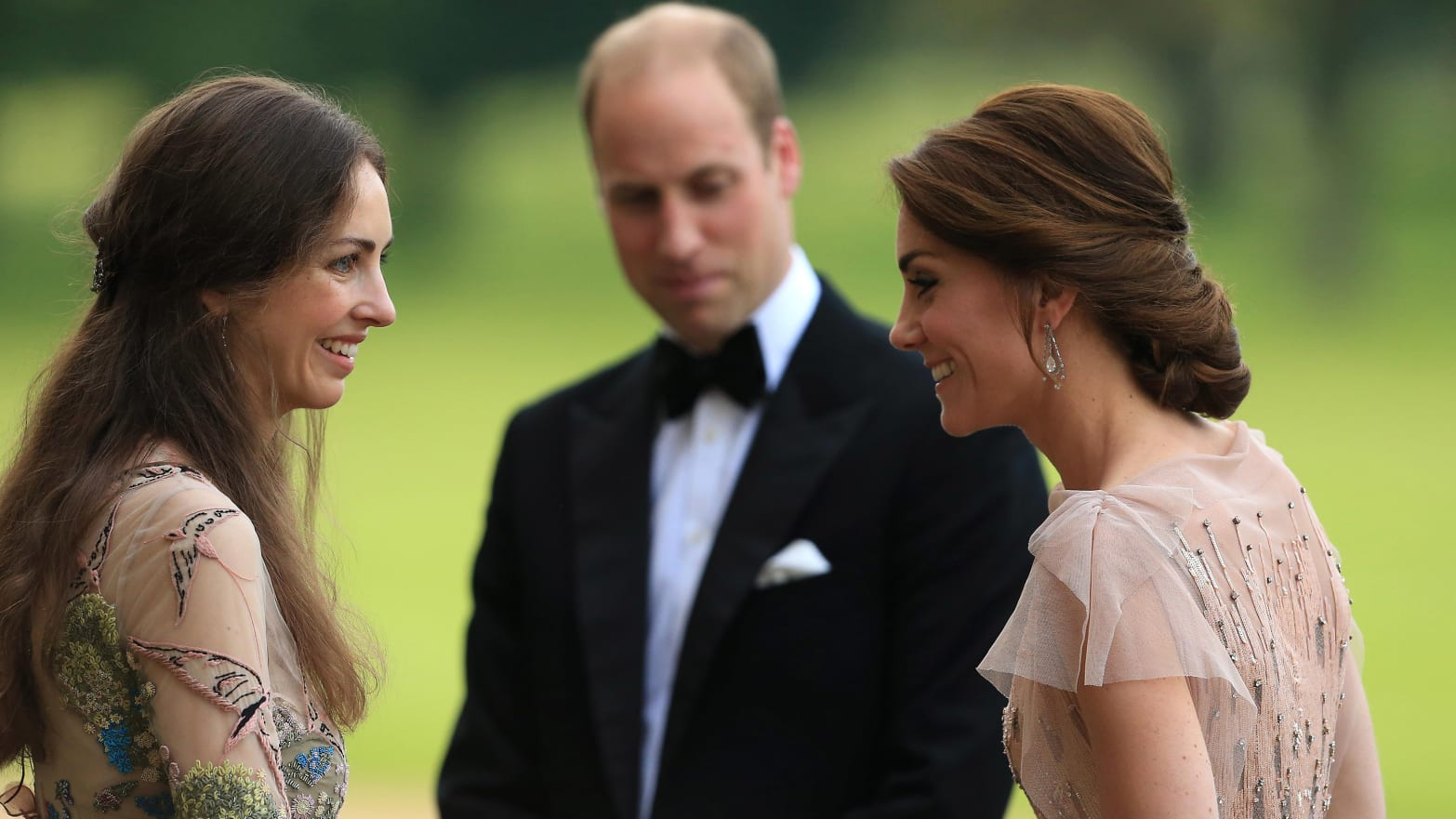 Kate Middleton's Alleged Feud With Former Model Rose Hanbury Is the Weirdest Royal Story of the Year