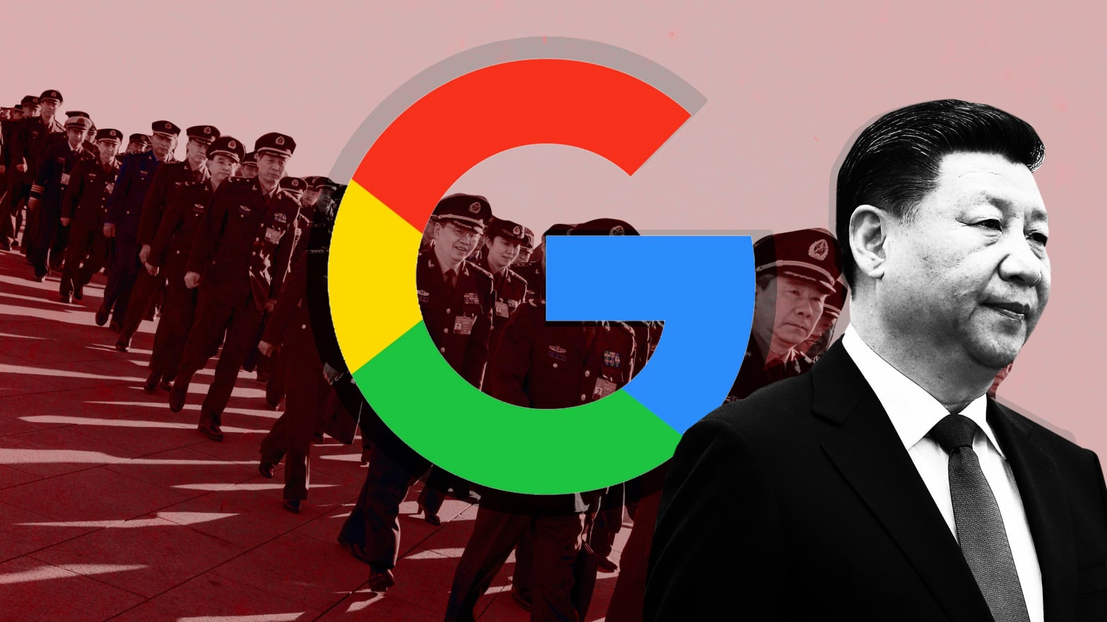 Google Snubbed the Pentagon—but Not the Chinese Military