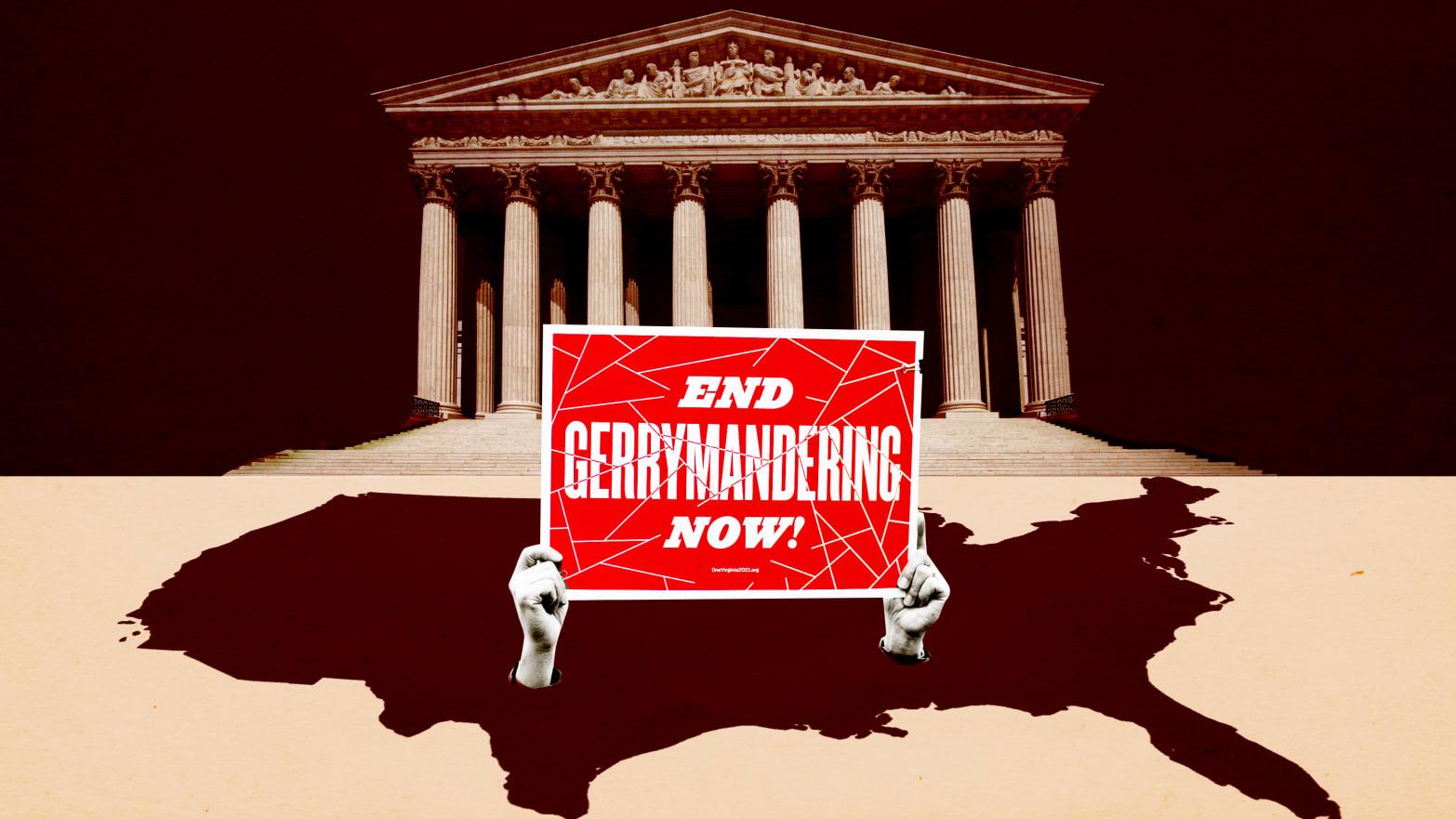 Kavanaugh, Supreme Court Ready to Unleash Partisan Gerrymandering