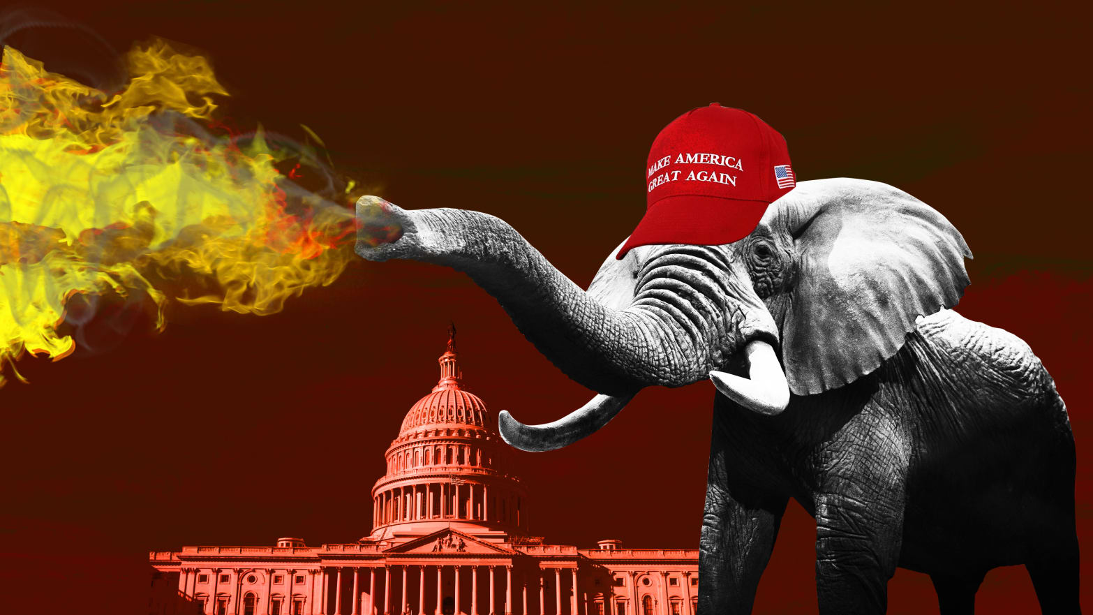 Trumpland Out for Sweet, Sweet Post-Mueller Revenge