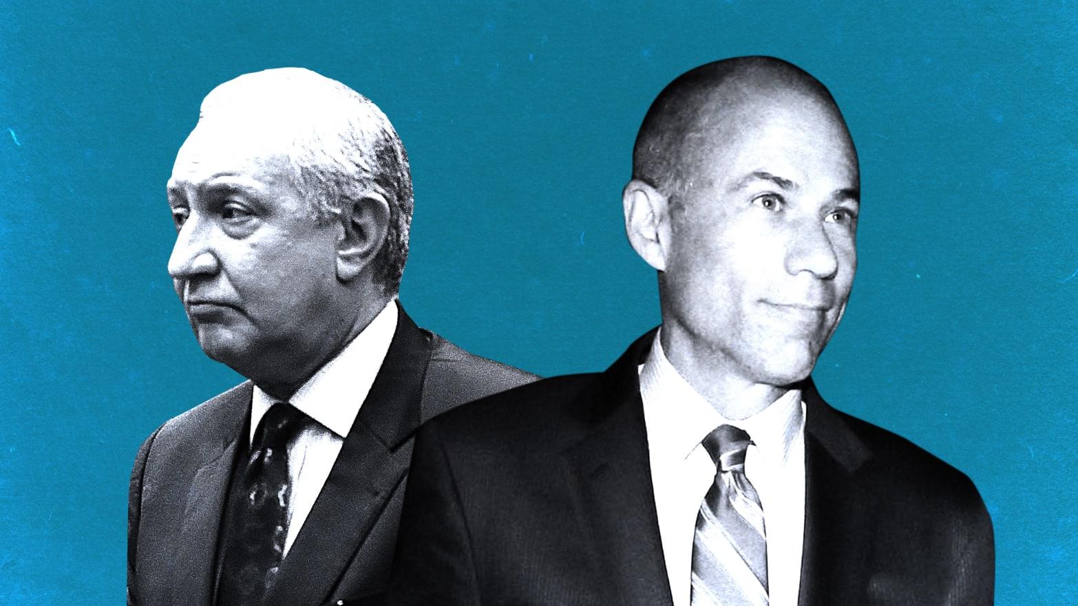 Mark Geragos, Michael Avenatti, and Their Many High-Profile Cases