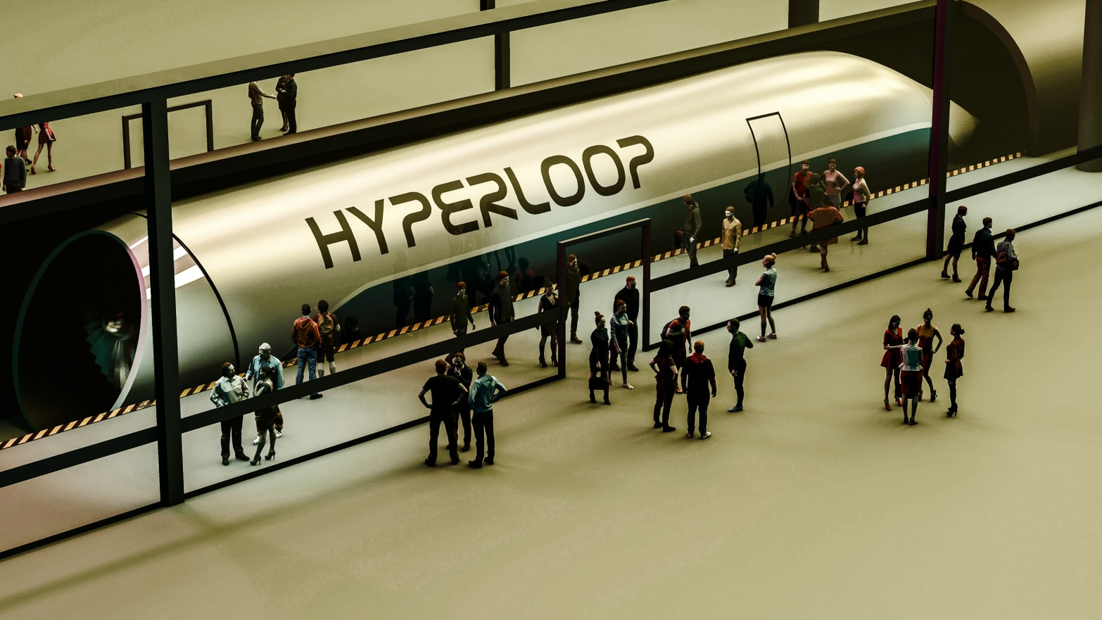 Elon Musk Hyperloop Dreams Slam Into Cold Hard Reality