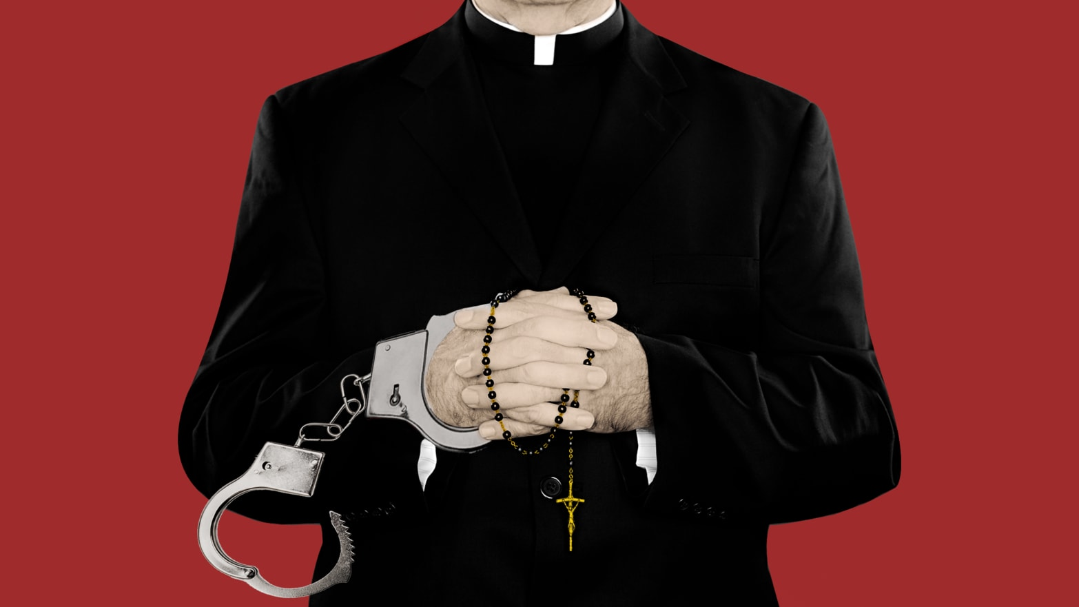 Catholic Church Shielded Priests Who Raped Boys, but It Helped Lock Up a Priest Who Swiped Bucks