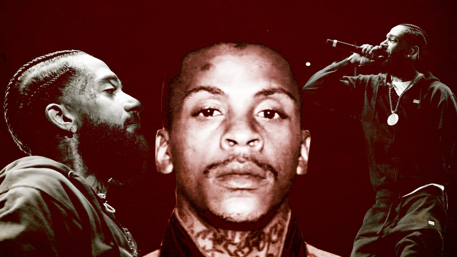 Eric Holder, Nipsey Hussle's Alleged Killer, Had No Talent