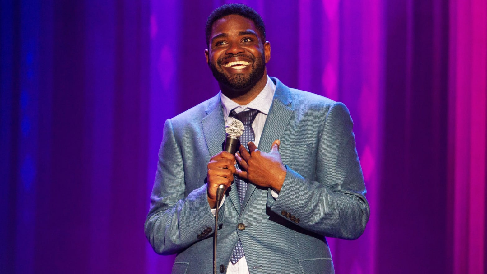 Ron Funches Turned Down Netflix for Comedy Central: You 'Don't Tell Me What Comedy Is'