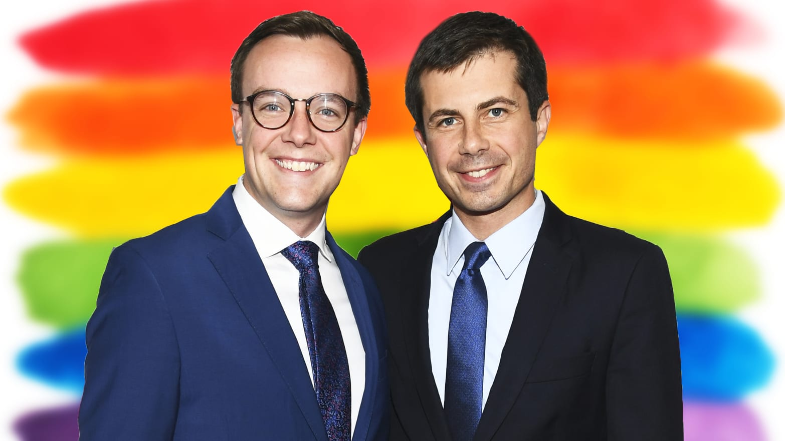 Image result for mayor pete