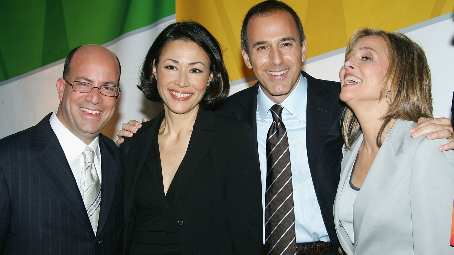 Disgraced Former NBC 'Today' Anchor Matt Lauer Comes Out of