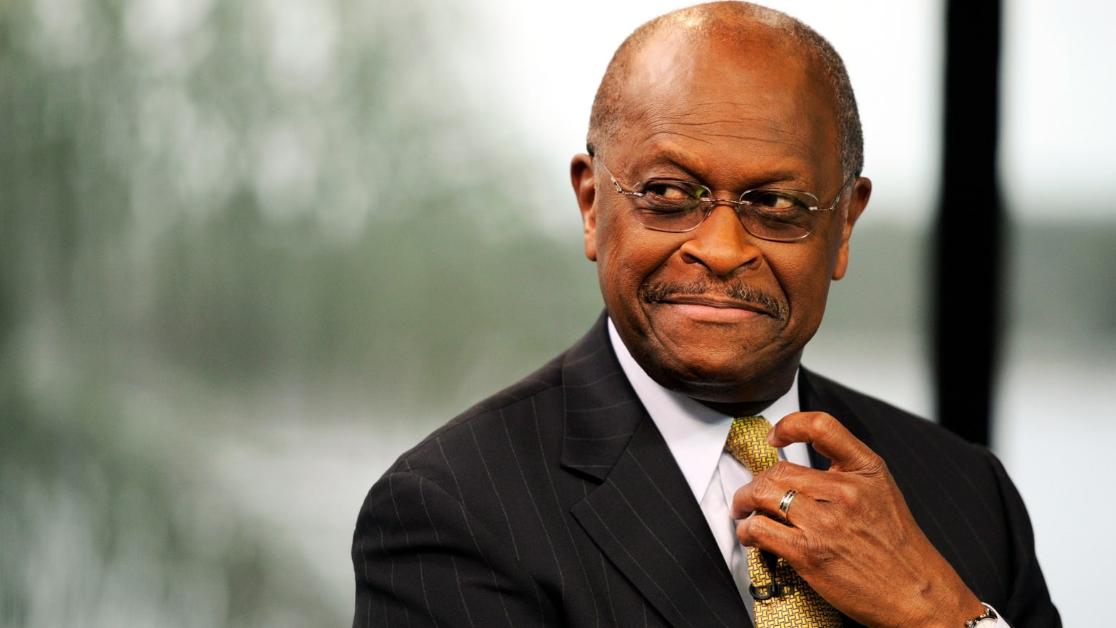 Herman Cain could land on the Federal Reserve Board  |Herman Cain