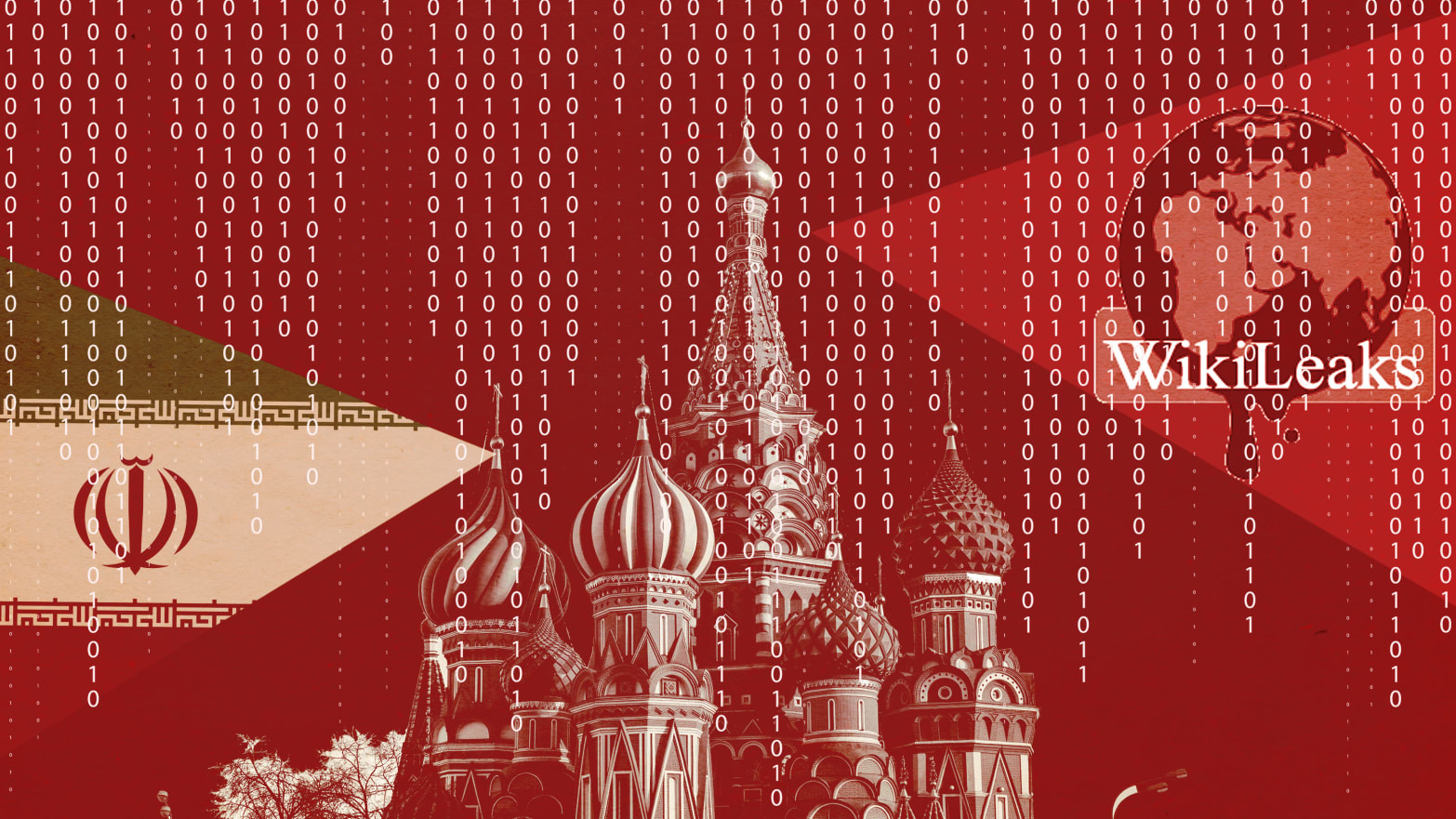 Moscow Server Hosted WikiLeaks and Iran's Hackers Weeks Apart