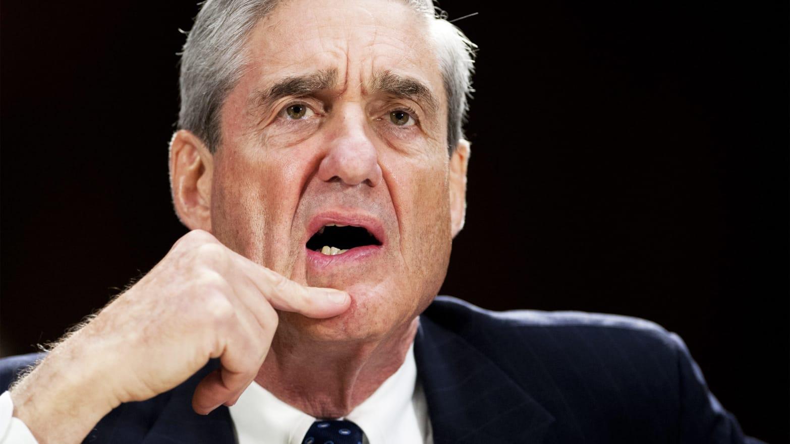 Mueller Report - Cover