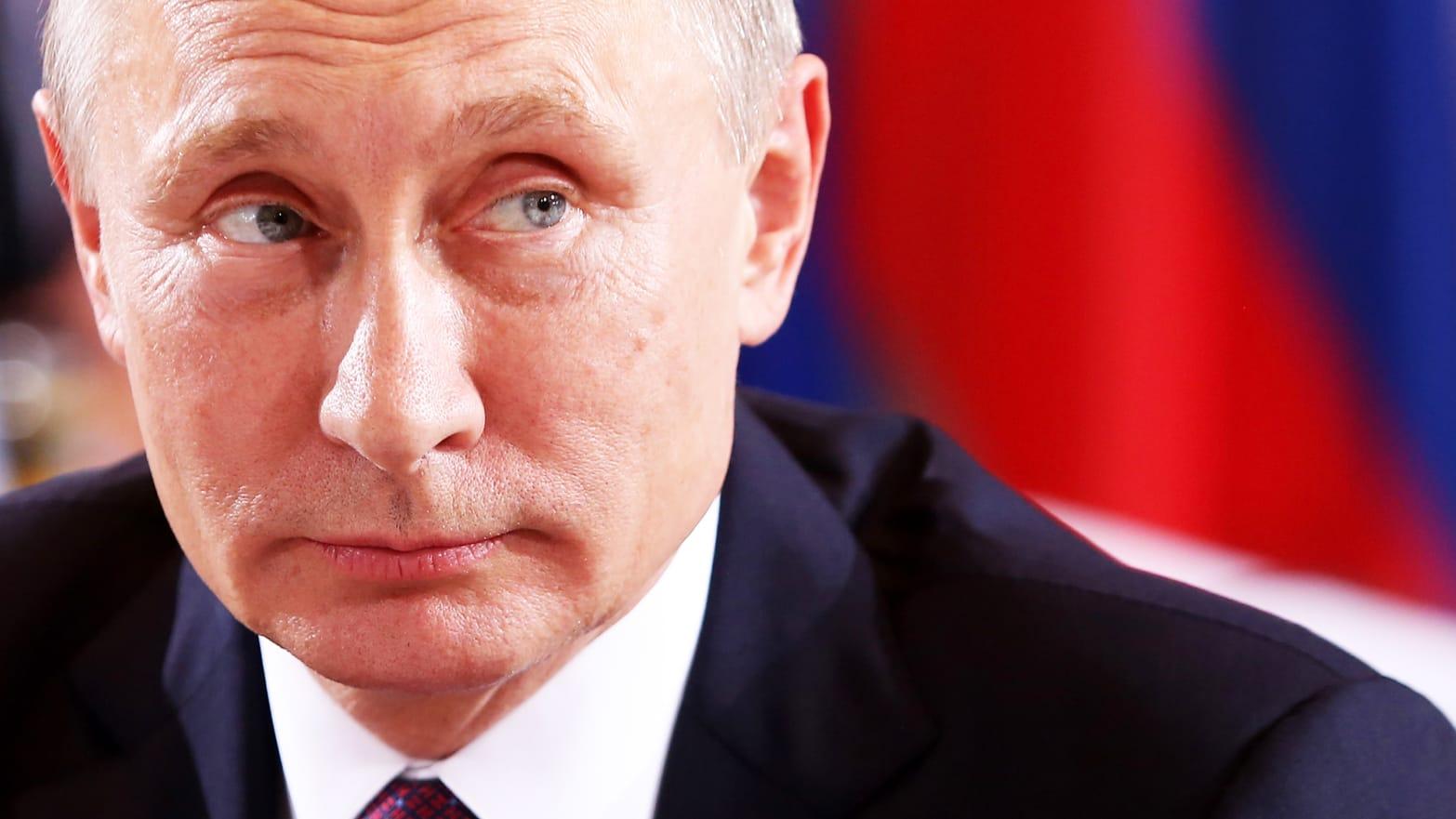 Will Mueller Report Show Putin's Hidden Hand?