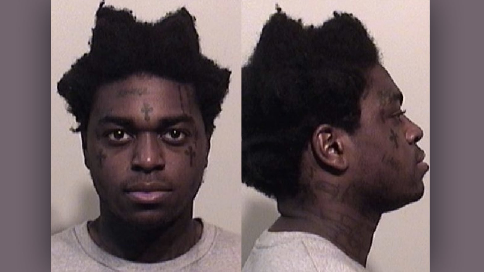 Rapper Kodak Black Busted at Border on Gun and Weed Charges