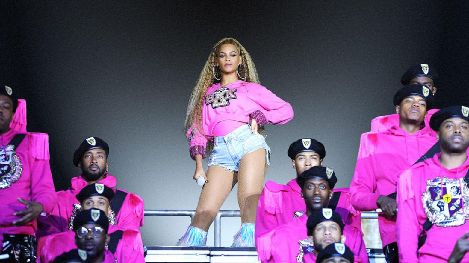 Beyoncé's 'Homecoming' Proves She's the Greatest Entertainer Alive