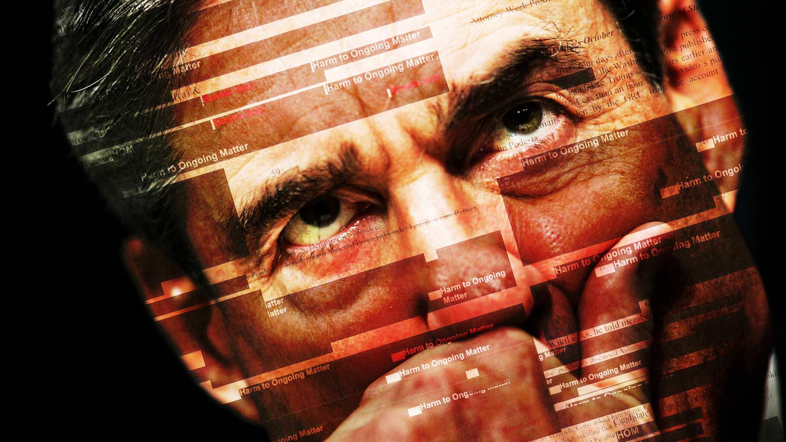 Mueller Report Has a Hidden Message for William Barr