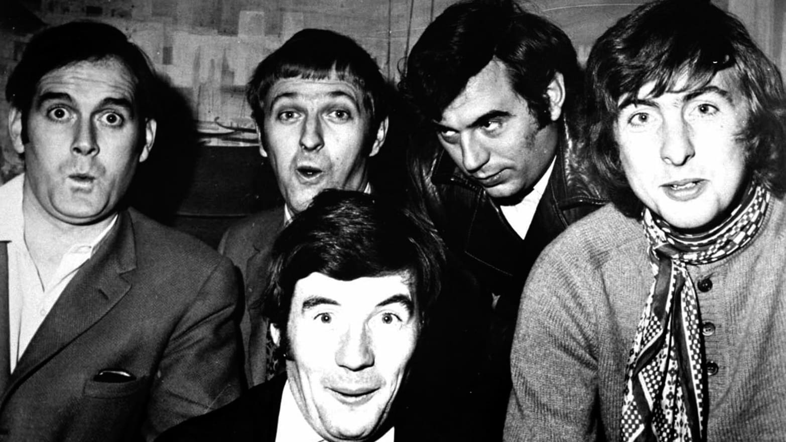The Birth of 'Monty Python's Flying Circus,' the Weird Little British Show That Took Over the World