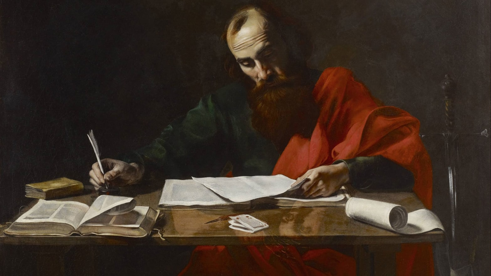 Paul the Apostle Was a (Possibly) Gay, Elite Radical Who Believed in Equality for All