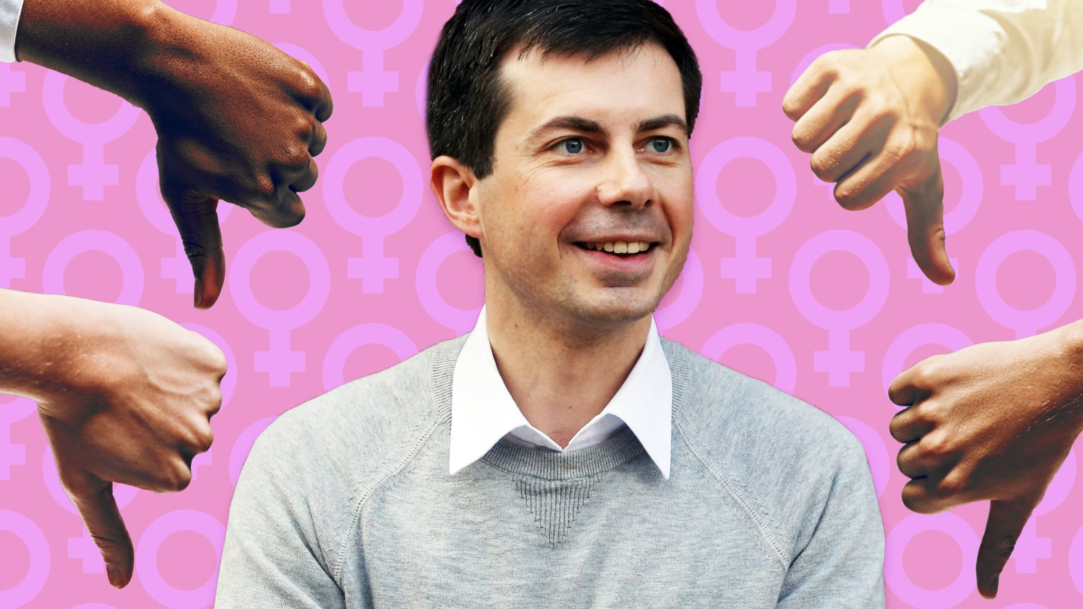 These Queer Women Don't Care That Pete Buttigieg Is Gay—They Want a Female President