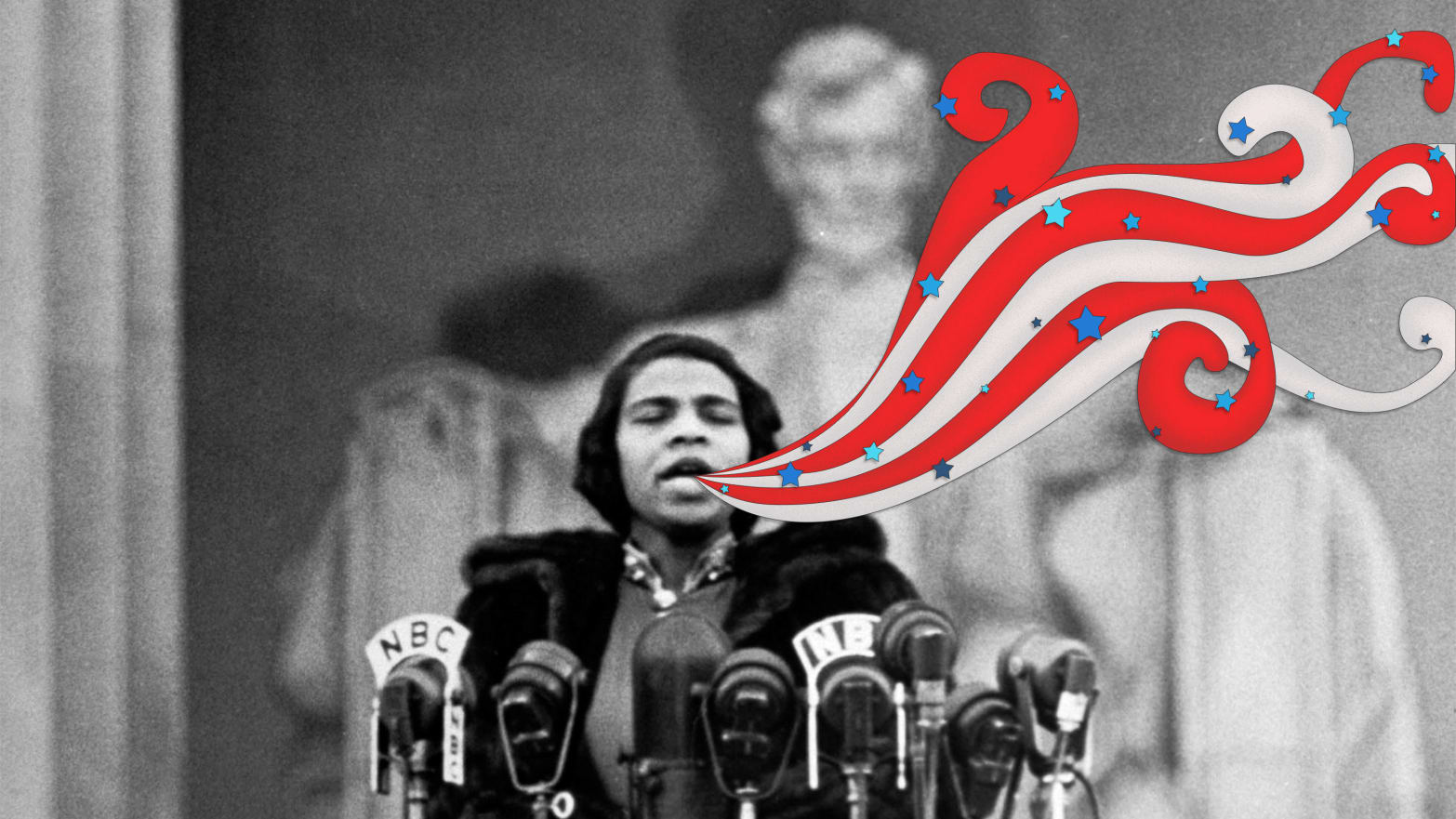 Whites Said Marian Anderson Couldn't Sing In Their Hall. So She Sang at the Lincoln Memorial in a Concert for the Ages.