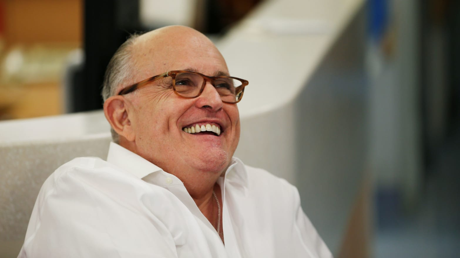 Giuliani: 'Nothing Wrong' With Getting Political Dirt From Russians