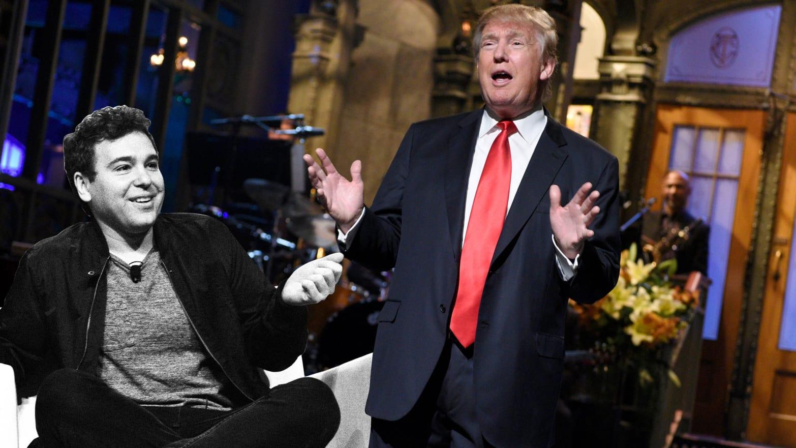 'Pod Save America' Host Jon Lovett: 'Shame on' SNL for Letting Trump Host During Election