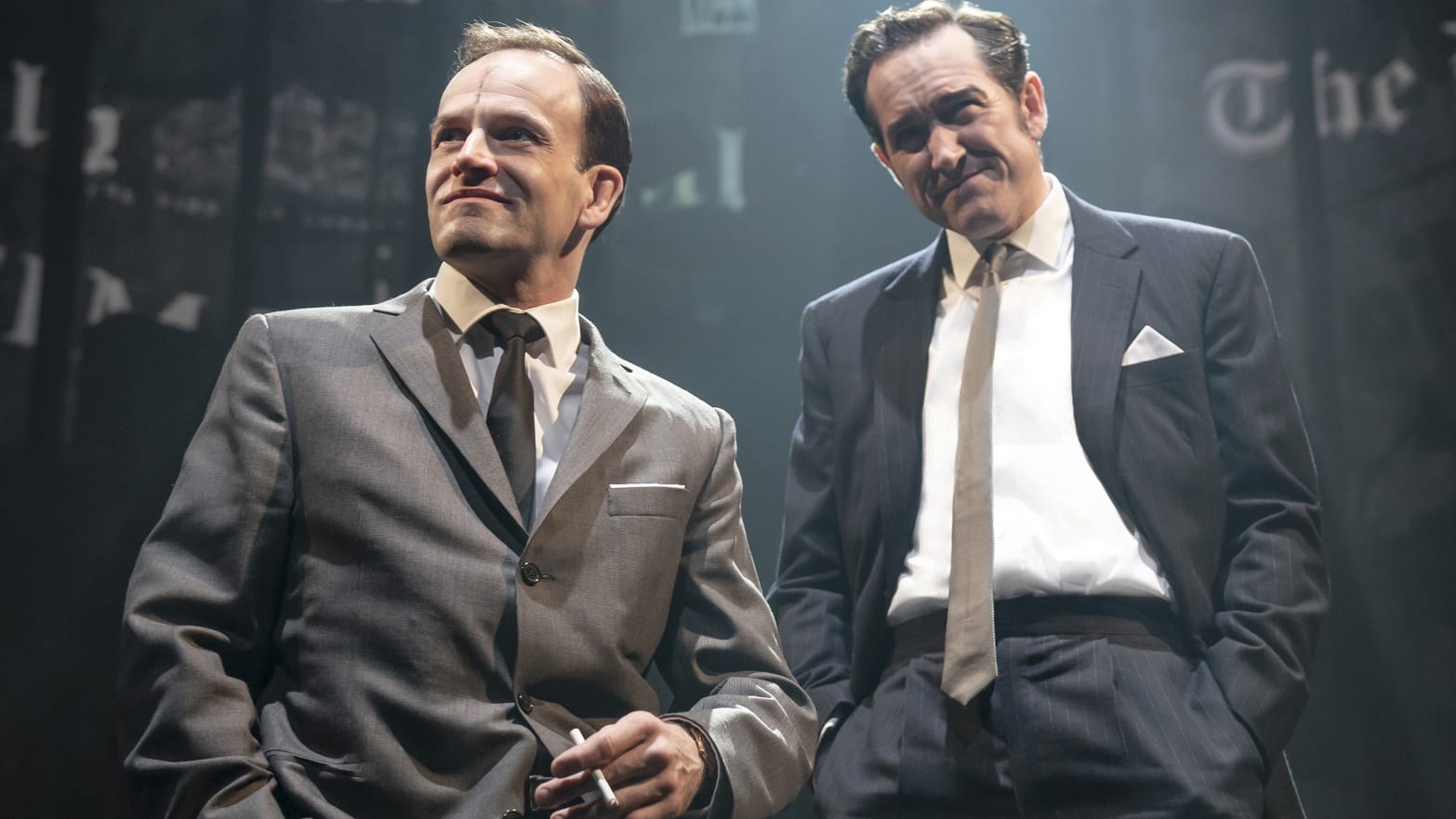 'Ink' on Broadway: How Rupert Murdoch's 'Sun' Changed Tabloids—and Britain—Forever