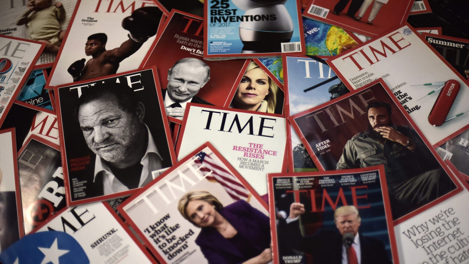 'Time' Magazine's Digital Staff Demands to Join the Union