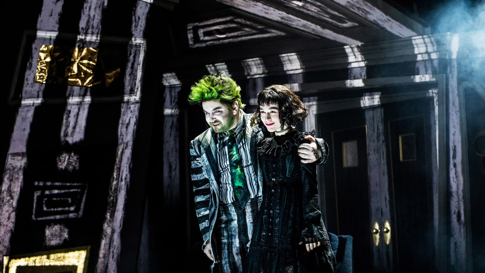 Beetlejuice On Broadway It Was A Horror Show Now It Feels Like A Hit