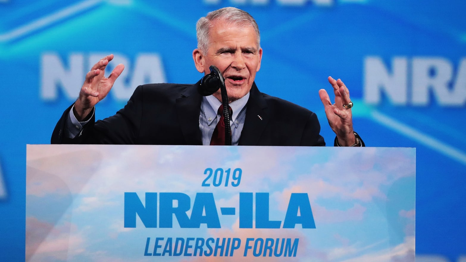 Key NRA Official Suspended From Job After Lawsuit Says He Joined In Coup Effort